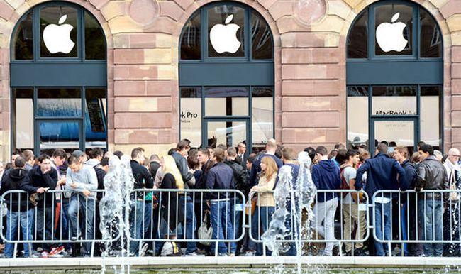 Apple-iPhone-6S-launch-queue