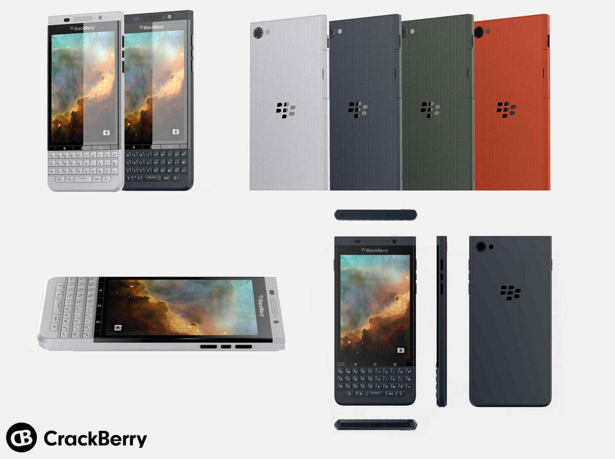 Blackberry Vienna is the next Android smartphone with QWERTY