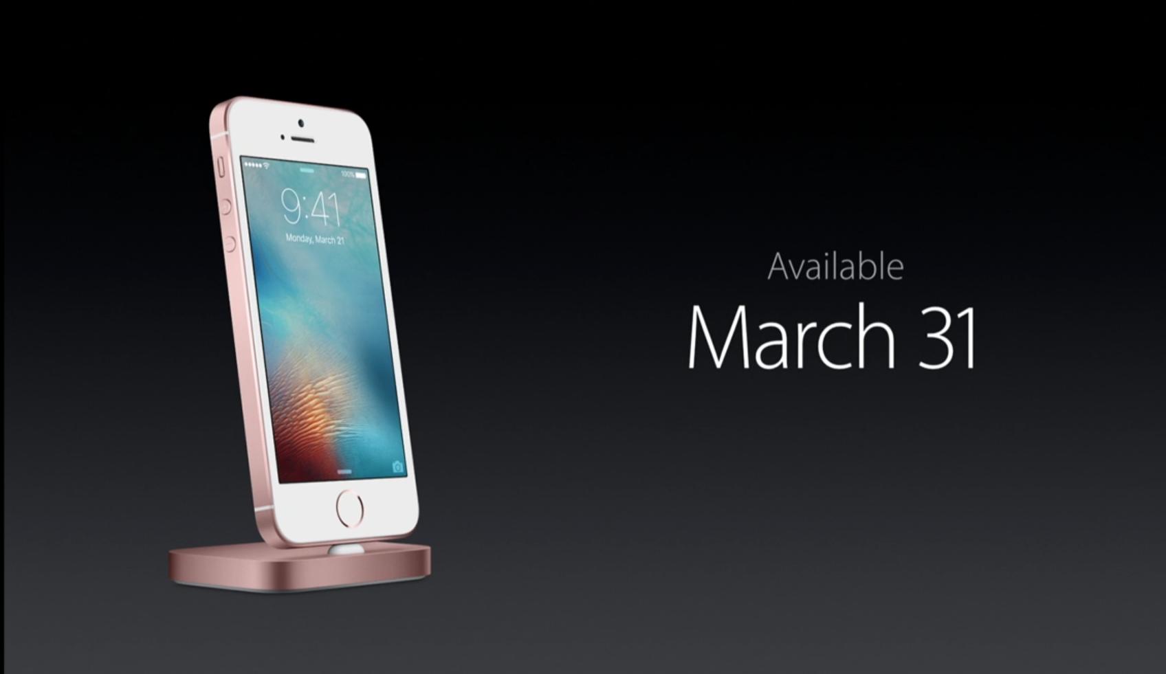 iPhone-SE-release-date