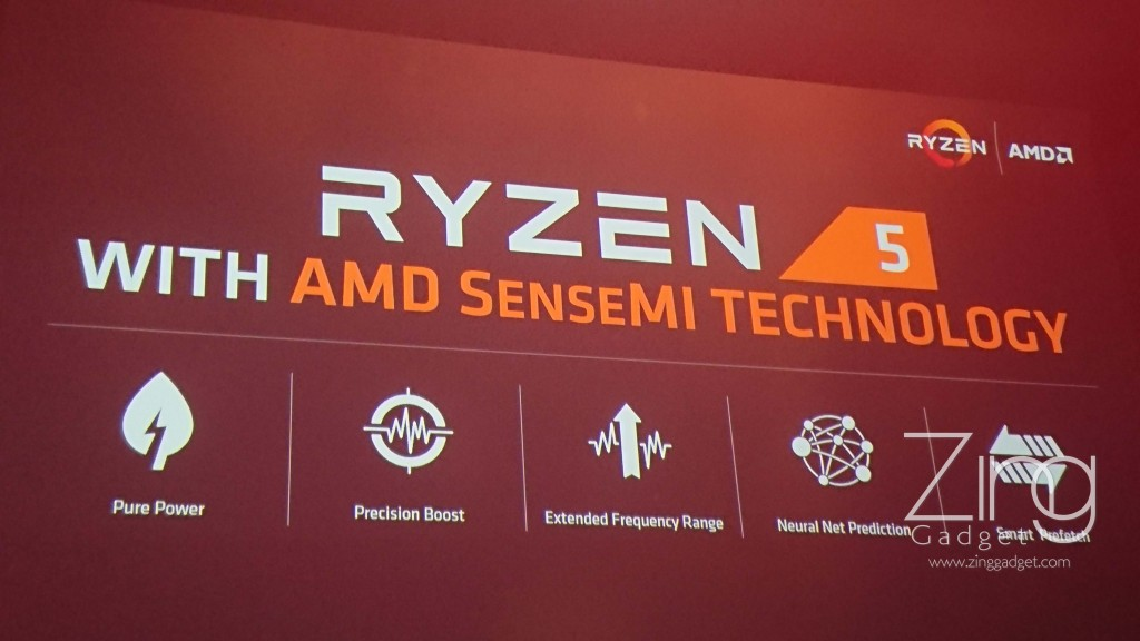 AMD launches Ryzen 5 processor and RX500 series graphics card from