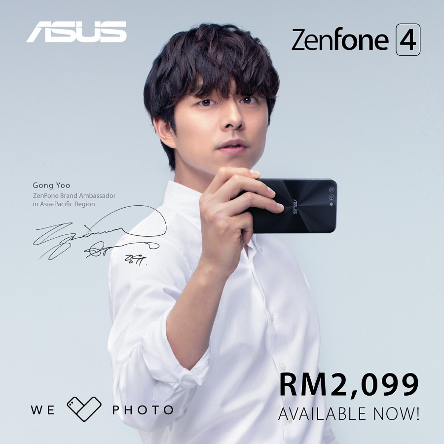ZenFone 4 - Available Now!