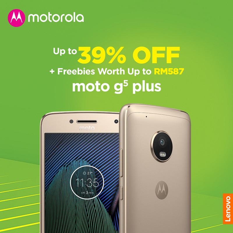 MotoLenovo 11.11 Promot_Moto G5 Plus