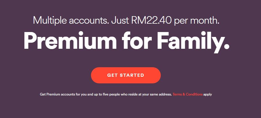Spotify offers its 3 months premium for just RM2 - Zing Gadget