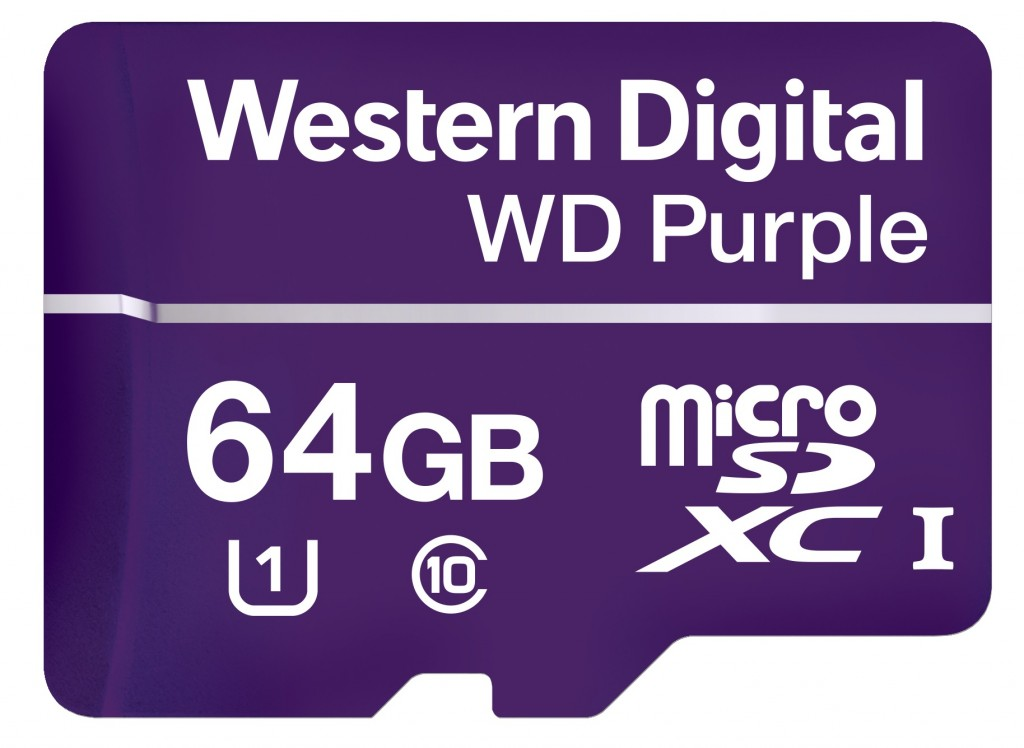 Image of WD Purple microSD_64GB