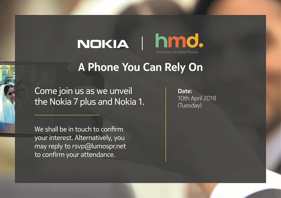 MEDIA INVITATION - Nokia Launch_副本