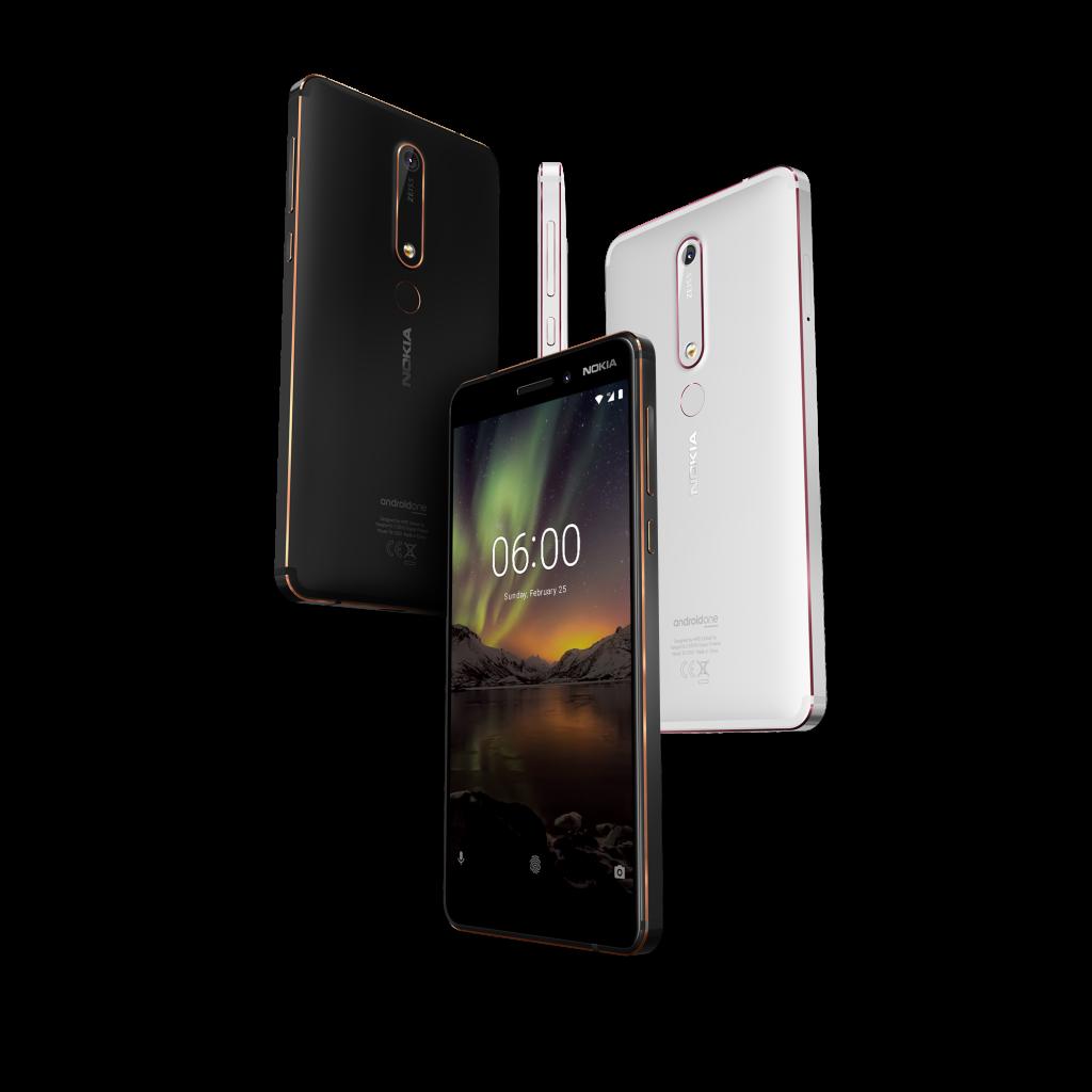 Nokia 6.1 Family (1)