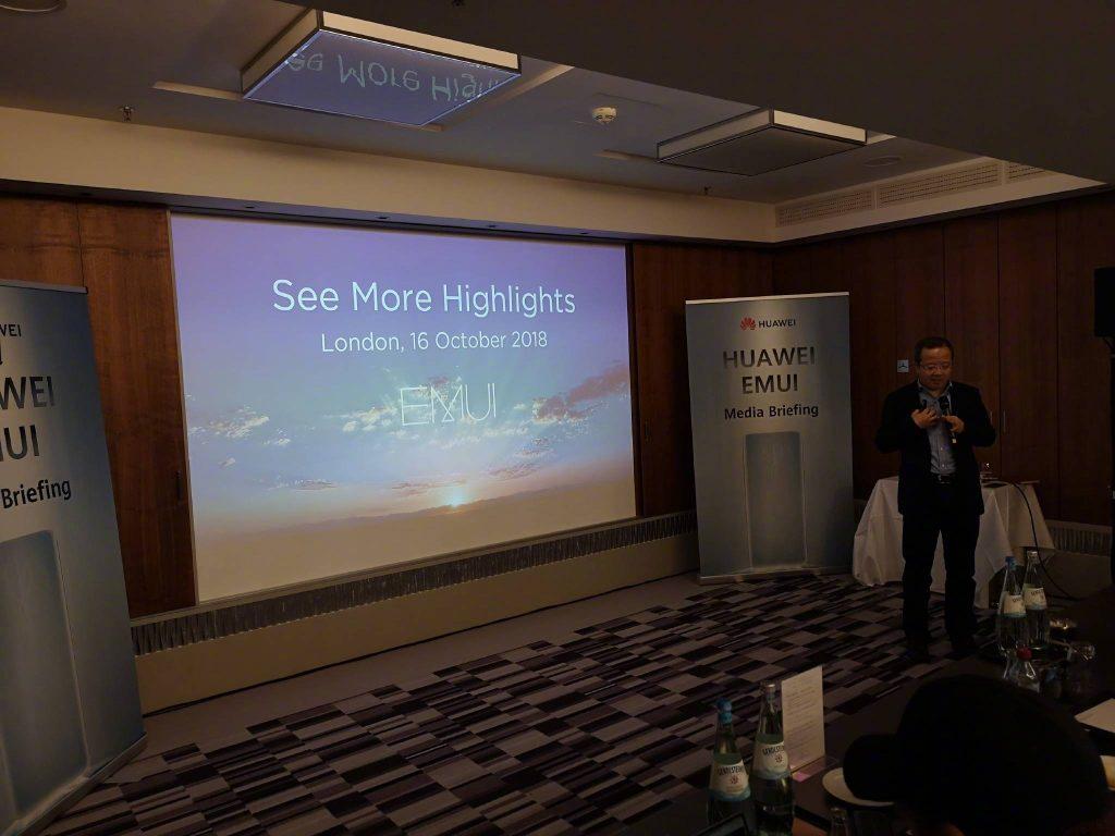 Huawei announces new EMUI 9 with GPU Turbo 2 0 based on