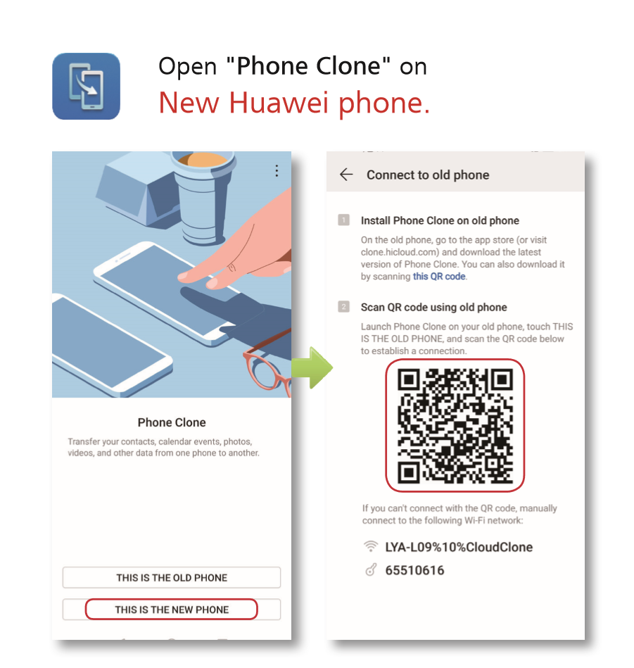 Here's how to clone your data to new Huawei smartphone